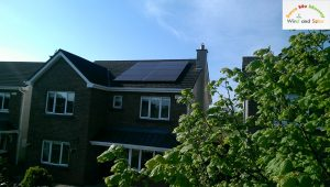 2.6kWP Smart Solar PV System - Co. Meath
