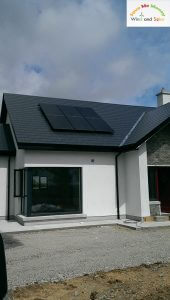 1.65kWP Solar PV System Commissioned - Co. Killkenny