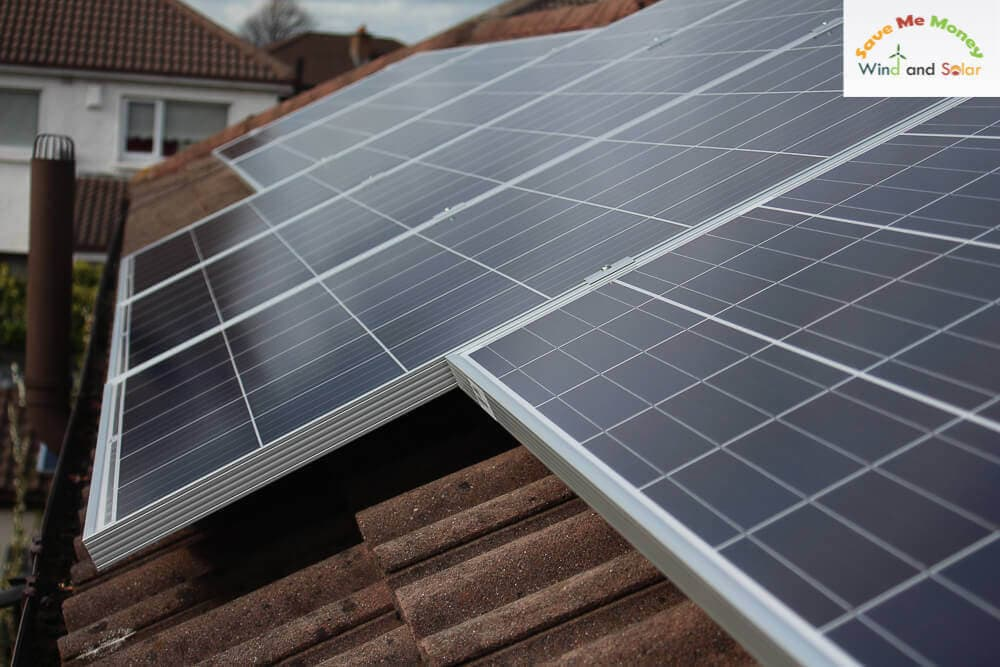 3.75kWP Solar PV System Palmerstown - Co. Dublin