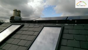 2.75kWP Rooftop Solar PV Recovery - Co. Dublin
