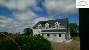 825WP Solar PV System Commissioned - Co. Navan