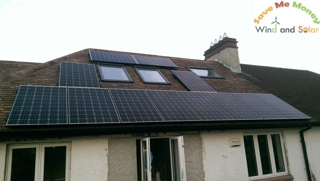 Smart SolarEdge Solar PV System installed in Blackrock, County Dublin