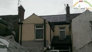 2.0kWP Solax Solar PV System - Dundalk