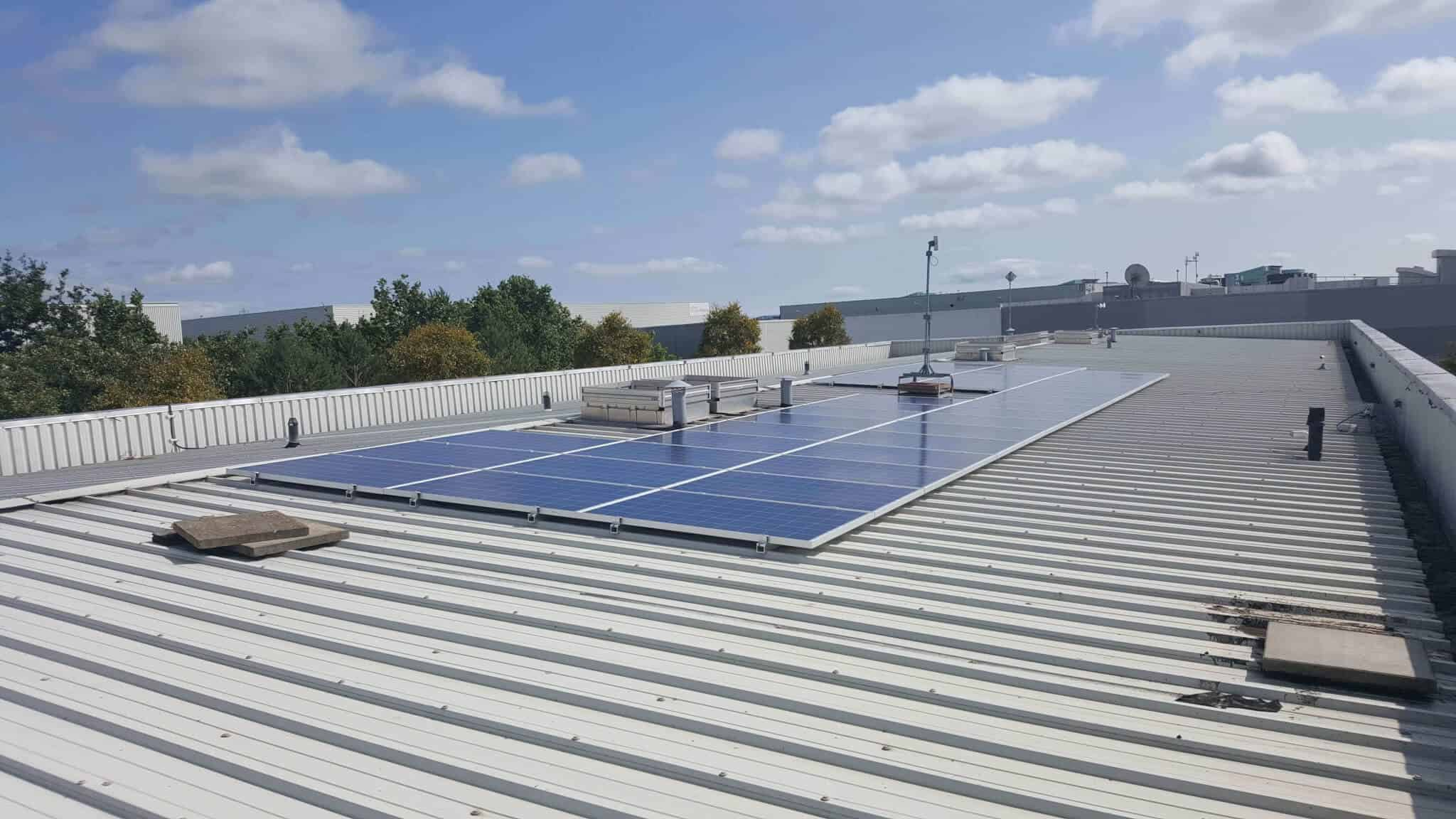 11kWP SolarEdge Install in Blanchardstown with SolarEdge