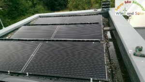 2.4kWP Rooftop Solar PV Repair and Optimisat