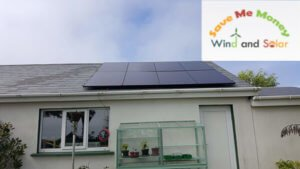 2.4kWP Smart Solar PV Installed in Wexford by SaveMeMoney
