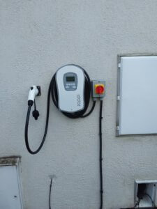 Zappi Car Charger Install at Kilcullen by SaveMeMoney