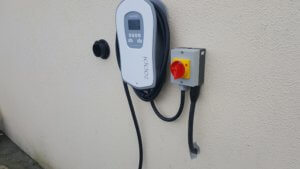 Zappi Type 2 Car Charger Install in Portlaoise