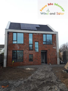 7PV with Solax Inverter Solar PV Installation